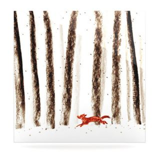 Run and Roam by Budi Kwan Painting Print Plaque by KESS InHouse