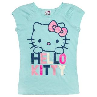 Girls Hello Kitty Graphic T Shirt