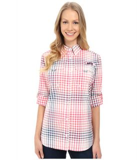 Columbia Super Bahama L S Shirt, Clothing, Columbia