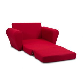 KidzWorld Case Intl Harvester Kids Big Red Tractor Sleepover Sofa