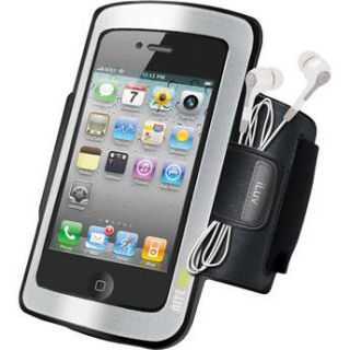 iLuv A Sante Pro Sports Armband for iPhone 4S / 4 ICC215BLK