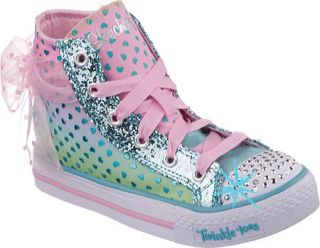 Infant/Toddler Girls Skechers Twinkle Toes Shuffles Pixie Bunch