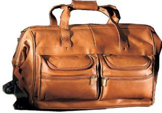 Andrew Phillips Vaqueta Deluxe Framed Cabin Bag