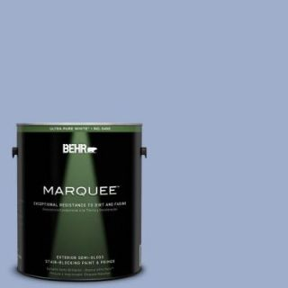 BEHR MARQUEE 1 gal. #MQ5 17 Poetry Reading Semi Gloss Enamel Exterior Paint 545401