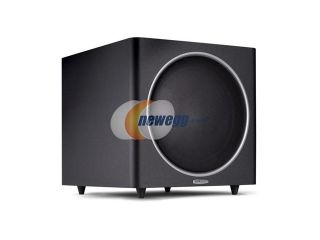 "Polk Audio PSW108 10"" Powered Subwoofer, Single, Black"