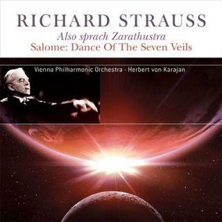Richard Strauss: Also sprach Zarathustra; Salome   Dance of the Seven