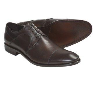John Varvatos Richard Cap Toe Shoes (For Men) 5518N