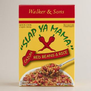 Slap Ya Mama Red Beans and Rice Mix, Set of 4