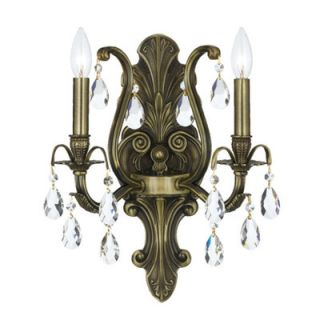 TransGlobe Lighting Urban Swag 2 Light Wall Sconce