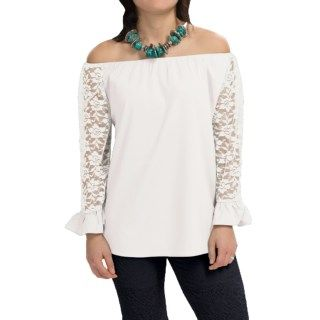 RU Apparel Emmylou Blouse (For Women) 86