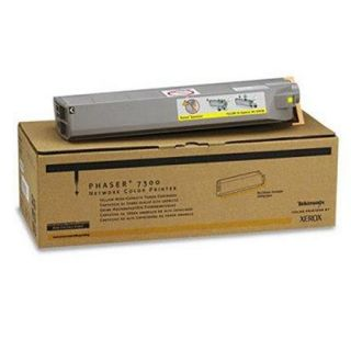 Xerox 016 1979 00 Yellow Toner Cartridge, 15000 Pages 016 1979 00