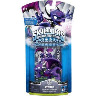 Skylanders Spyro's Adventure Cynder Figure Pack [Spyros' Adventure]