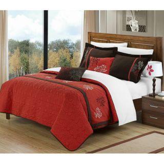 Chic Home Kirsten 6 Piece Comforter Set