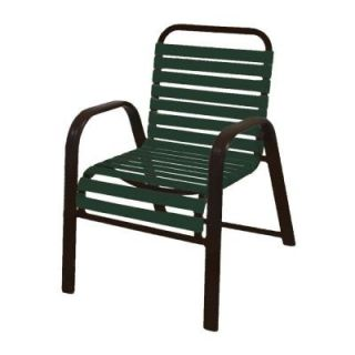 Oakland Living Vanguard Aluminum Patio Dining Chair (4 pack) HD7815 C4 MC