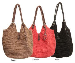 The Sak Indio Crocheted Large Tote Bag  ™ Shopping