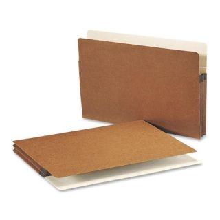 Straight Tab 1 3/4 Accordion Expansion File Pocket, 50/Bx