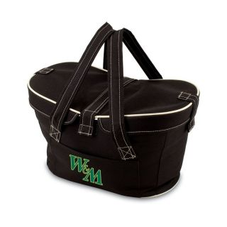 Picnic Time 990 cu in William and Mary Tribe Polyester Personal Cooler
