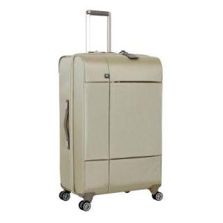 BMW 29 in. Champagne Split Case Spinner Suitcase 2800565181