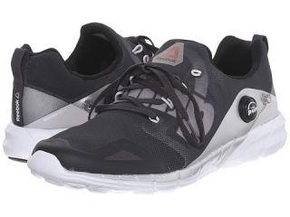 d15fc648902ebd Reebok Zpump Fusion 2 0 Ele Coal Steel Silver Metallic White Black ...
