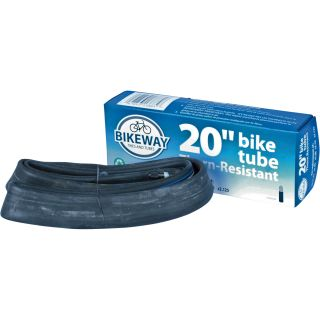 Bikeway Thorn-Resistant Inner Tube with Schrader Valve — 20 x 1.75, Model# BT-20X1.75  Bicycle Tires