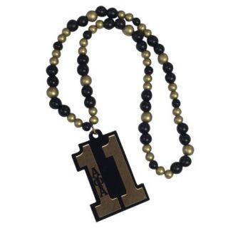 Alpha Phi Alpha #11 Color Bead Tiki Number Necklace