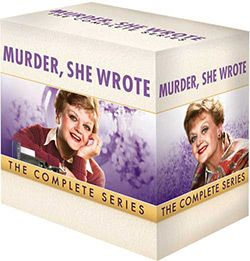 Murder, She Wrote: The Complete Series (DVD)   Shopping