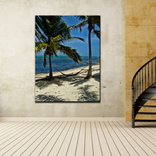 Maya Hammock by Christopher Doherty Photographic Printt on Wrapped