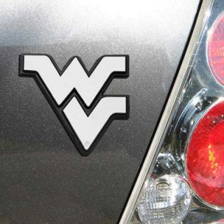 West Virginia Mountaineers Team Logo Auto Emblem