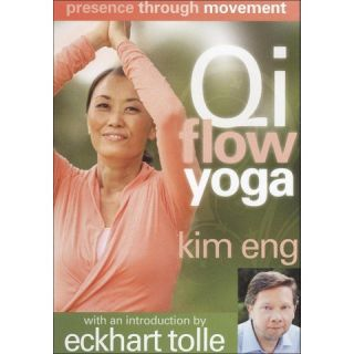 Kim Eng: Presence Through Movement: Qi Flow Yoga