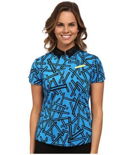 Jamie Sadock Chopstix Print Short Sleeve Top