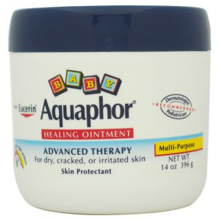 Eucerin Aquaphor Baby Healing Ointment For Dry Cracked or Irritated