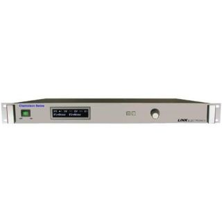 Link Electronics SCE 492 3G/HD/SD Closed Caption Encoder SCE 492