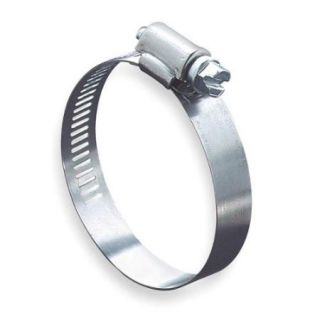 IDEAL Worm Gear Hose Clamp, Interlocked Clamp Type, SAE Number 48 5748