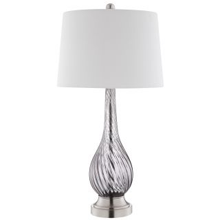 Anak 15 H Table Lamp with Round Shade by Stein World