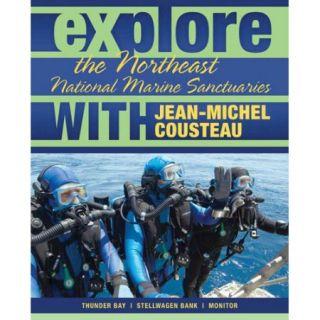 Explore the Northeast National Marine Sanctuaries With Jean Michel Cousteau