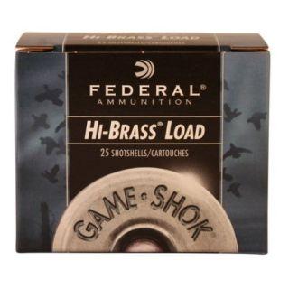 Federal Ammunition Game Shok 410 Gauge Max DRAM