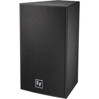 Electro Voice EVF 1152S/99 15 2 Way PI Weatherized Loudspeaker, Single, Black F.01U.272.540