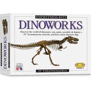 Eyewitness Kits, Tyrannosaurus rex