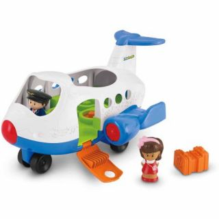 Fisher Price Little People Lil' Movers Airplane