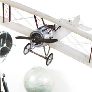 Authentic Models AP502T Large Sopwith Camel Model Airplane Transparent