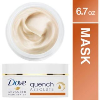 Dove Advanced Hair Series Quench Absolute Intense Restoration Mask, 6.7 oz