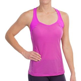 lucy Ultimate X Training Singlet (For Women) 8389Y 54