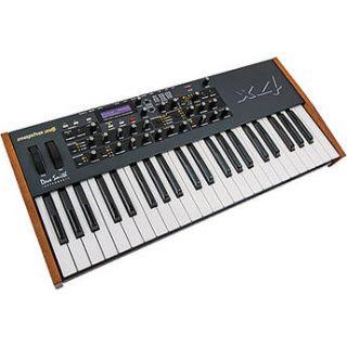 Dave Smith Instruments Mopho x4 44 Key Polyphonic DSI 2204