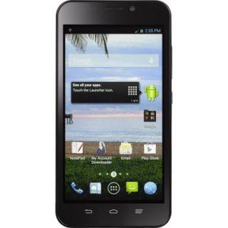 Total Wireless ZTE Quartz Android Prepaid Smartphone