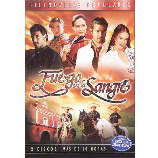 Fuego en la Sangre (Spanish) (Full Frame)