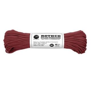 100 ft of 550 Paracord, Mil Spec Compliant Para Cord
