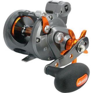 Okuma Cold Water Linecounter Reel, 2+1 Ball Bearings, 5.1:1, 18 lbs/230 yds