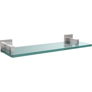 Allied Brass MT 1 16 PC Montero Polished Chrome  Vanity & Glass Shelving Bathroom Accessories