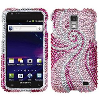 Insten Diamante Protector Case For Samsung i727 (Galaxy S II Skyrocket), Phoenix Tail