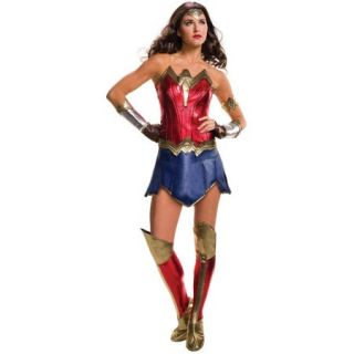 Batman Vs Superman: Dawn of Justice Deluxe Wonder Woman Women's Adult Halloween Costume